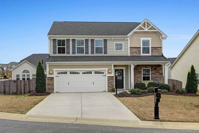 205 Christopher Lane, Williamsburg, VA 23185 (MLS #2001248) :: Chantel Ray Real Estate