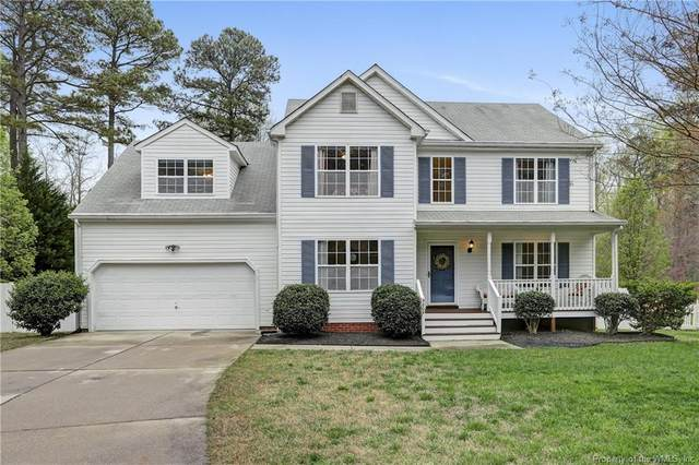 5809 Allegheny Court, Williamsburg, VA 23188 (MLS #2001249) :: Chantel Ray Real Estate