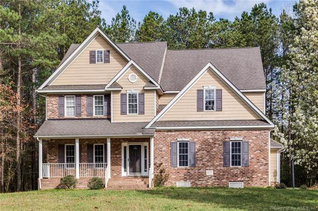 11678 Winding River Road, Providence Forge, VA 23140 (MLS #2001250) :: Chantel Ray Real Estate