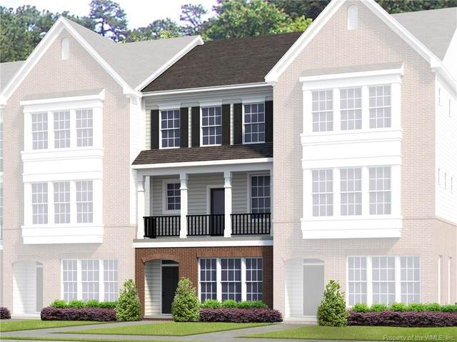553 Red Hill Road #157, Newport News, VA 23602 (MLS #2001255) :: Chantel Ray Real Estate