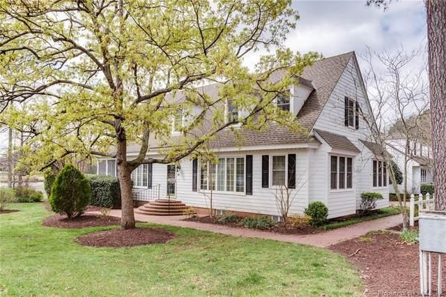 301 Dogleg Drive, Williamsburg, VA 23188 (MLS #2001256) :: Chantel Ray Real Estate