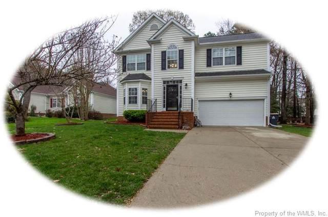 4812 Powner Court, Williamsburg, VA 23188 (MLS #2001259) :: Chantel Ray Real Estate