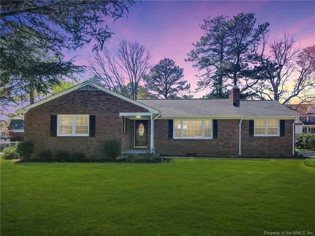 2068 Hayes Road, Hayes, VA 23072 (MLS #2001260) :: Chantel Ray Real Estate