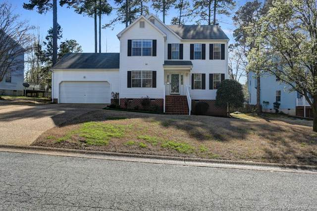 3121 Maplewood Place, Williamsburg, VA 23185 (MLS #2001263) :: Chantel Ray Real Estate