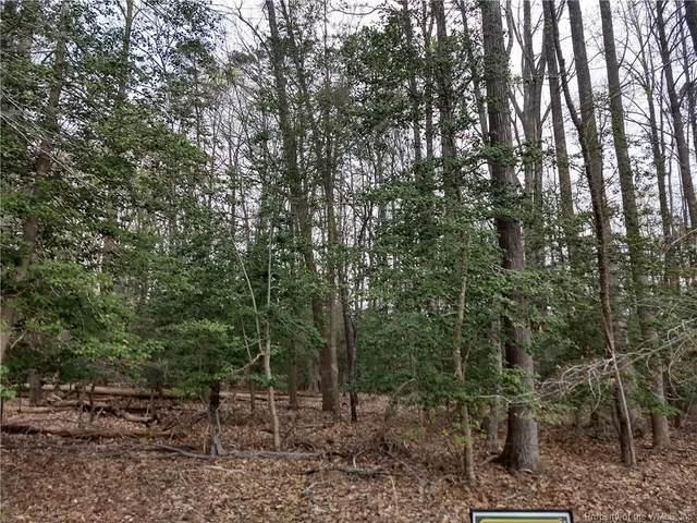 Lot 2 Bush Neck Road, Williamsburg, VA 23188 (MLS #2001271) :: Chantel Ray Real Estate