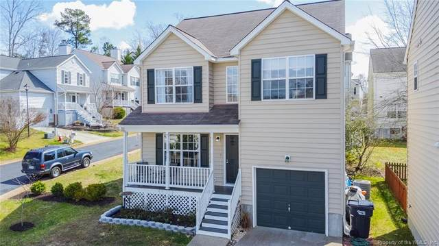 837 Vail Ridge, Williamsburg, VA 23188 (MLS #2001278) :: Chantel Ray Real Estate
