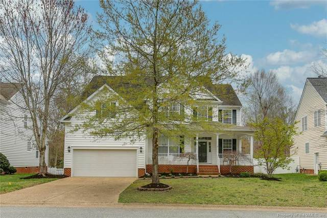111 Corvette Drive, Williamsburg, VA 23185 (MLS #2001281) :: Chantel Ray Real Estate