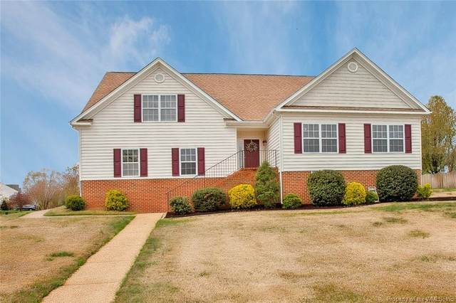 8436 Ashington Way, Williamsburg, VA 23188 (MLS #2001288) :: Chantel Ray Real Estate