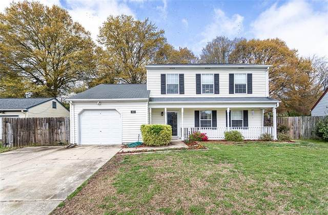 41 Tupelo Circle, Hampton, VA 23666 (MLS #2001290) :: Howard Hanna