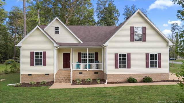 7869 George Mason Drive, Gloucester, VA 23061 (MLS #2001296) :: Chantel Ray Real Estate