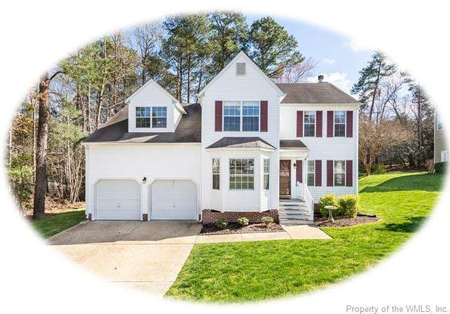 3909 Pine Bluff Court, Williamsburg, VA 23188 (MLS #2001297) :: Howard Hanna