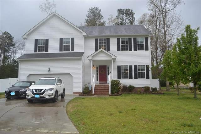 6834 Watch Harbour Circle, Gloucester Point, VA 23072 (MLS #2001310) :: Chantel Ray Real Estate
