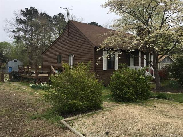 136 Sand Hill Road, Williamsburg, VA 23188 (MLS #2001315) :: Chantel Ray Real Estate