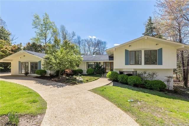 103 Black Oak Drive, Williamsburg, VA 23185 (MLS #2001321) :: Chantel Ray Real Estate