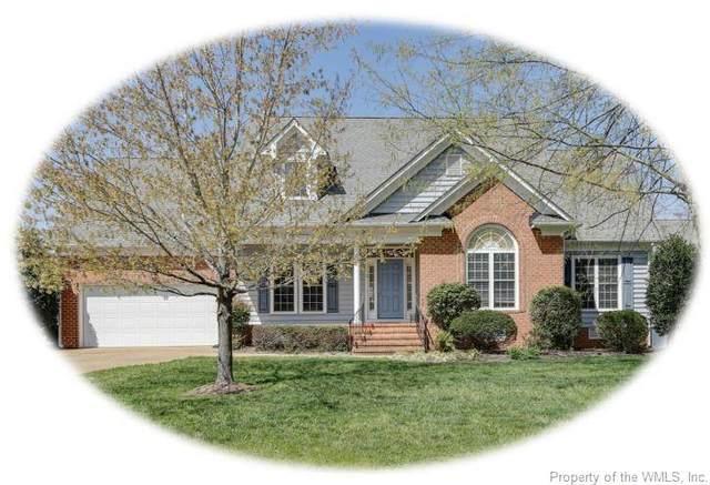 9901 E Cork Road, Toano, VA 23168 (MLS #2001322) :: Chantel Ray Real Estate