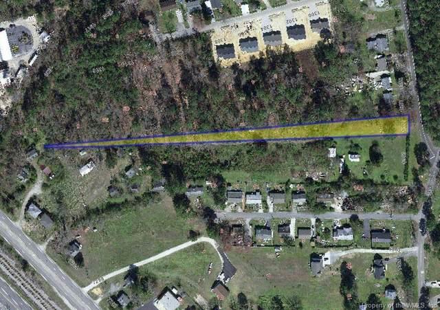 1359 Oak Drive, Williamsburg, VA 23185 (MLS #2001324) :: Chantel Ray Real Estate