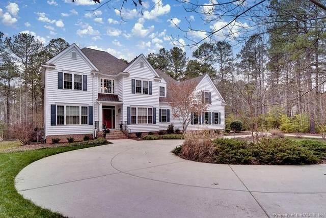 9101 Serenity Lane, Toano, VA 23168 (MLS #2001325) :: Chantel Ray Real Estate