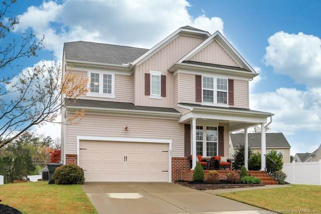 502 Whitaker Court, Newport News, VA 23603 (MLS #2001328) :: Chantel Ray Real Estate