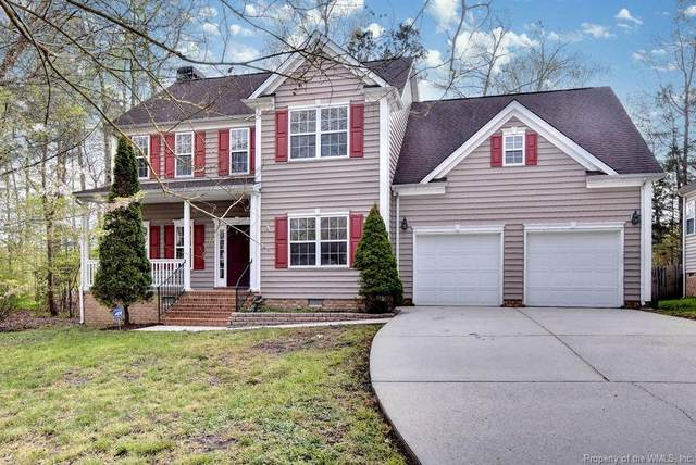 6315 St Johns Wood, Williamsburg, VA 23188 (#2001351) :: Abbitt Realty Co.