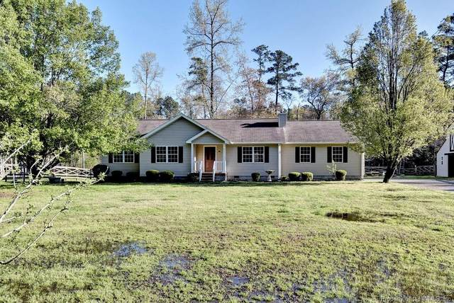 10639 Harpers Farm Way, Gloucester, VA 23061 (MLS #2001358) :: Chantel Ray Real Estate