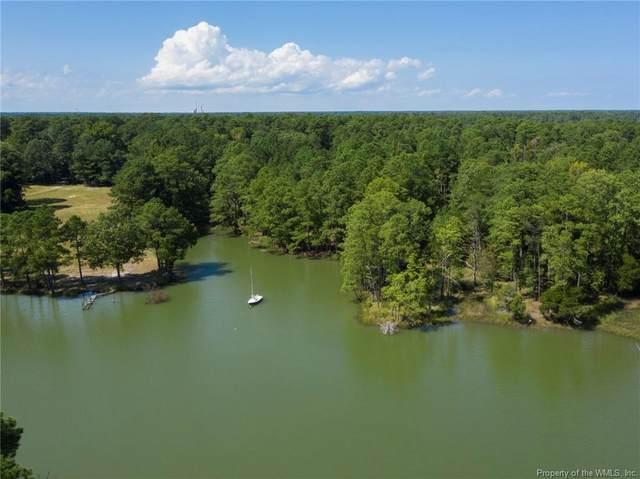 210 Ship Point Road, Yorktown, VA 23692 (MLS #2001359) :: Chantel Ray Real Estate