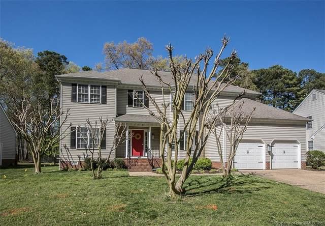 106 Brentmeade Drive, Yorktown, VA 23693 (MLS #2001378) :: Chantel Ray Real Estate