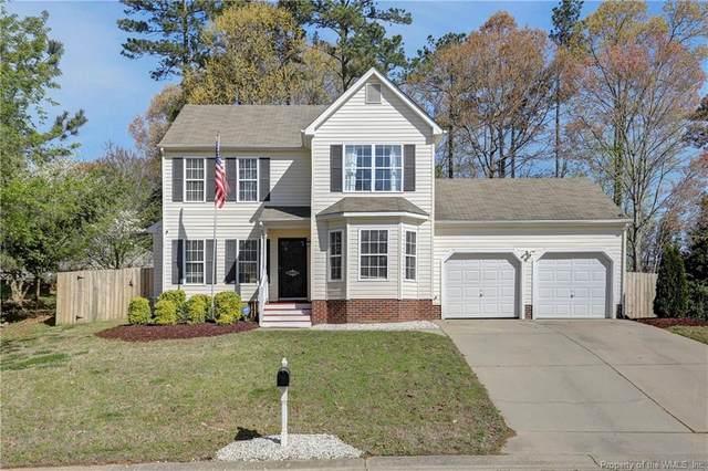 3894 Shenandoah Drive, Williamsburg, VA 23188 (MLS #2001384) :: Chantel Ray Real Estate