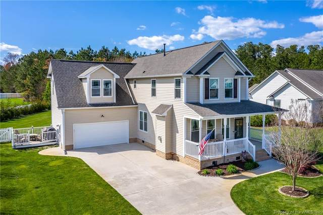 6178 Roland Smith Drive, Gloucester, VA 23061 (MLS #2001390) :: Chantel Ray Real Estate