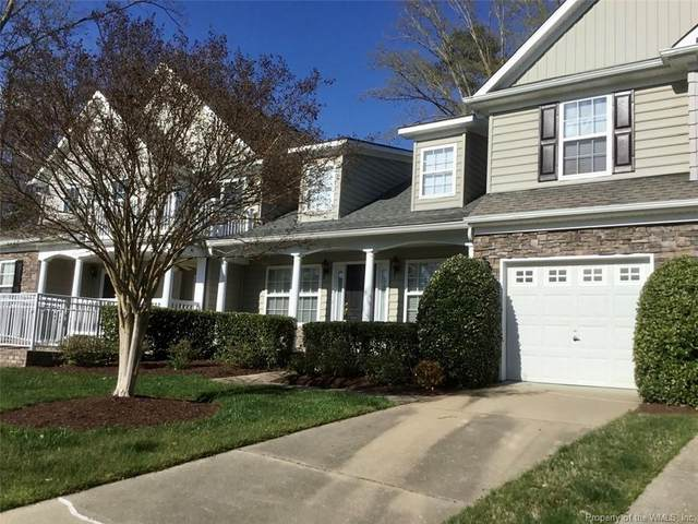 242 Claiborne Drive, Williamsburg, VA 23185 (MLS #2001397) :: Chantel Ray Real Estate