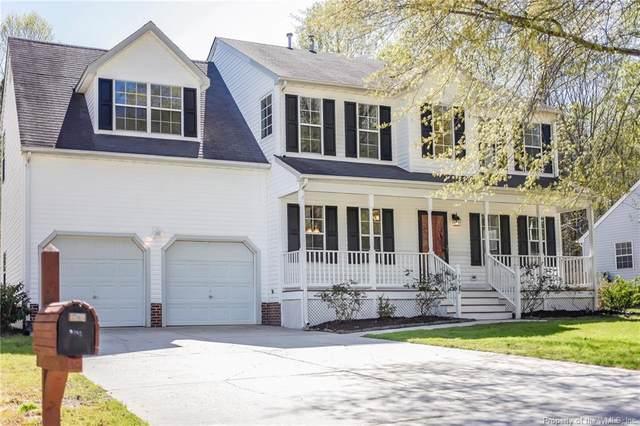 3932 Longhill Station Road, Williamsburg, VA 23188 (MLS #2001402) :: Chantel Ray Real Estate