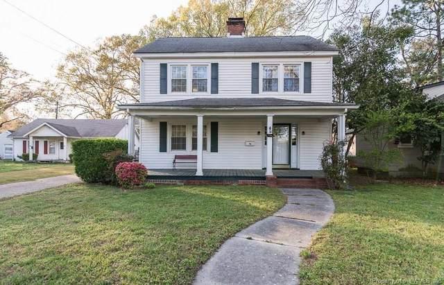 38 Hitchens Lane, Newport News, VA 23601 (MLS #2001406) :: Chantel Ray Real Estate