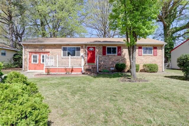 135 Saint Stephens Drive, Newport News, VA 23602 (MLS #2001430) :: Chantel Ray Real Estate