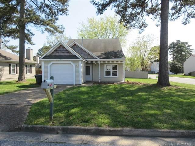 880 Brompton Court, Newport News, VA 23608 (MLS #2001435) :: Chantel Ray Real Estate