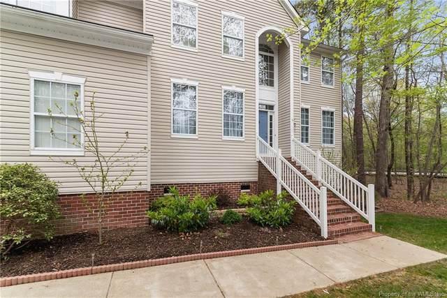 115 Pine Bluff Drive, Newport News, VA 23602 (MLS #2001438) :: Chantel Ray Real Estate