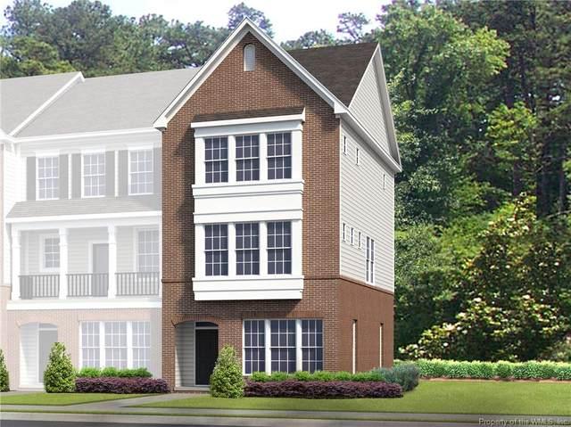 521 Violet Court F2 133, Newport News, VA 23602 (MLS #2001446) :: Chantel Ray Real Estate