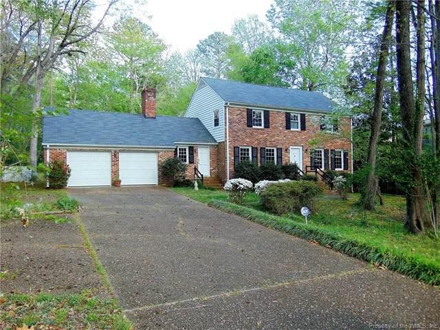 105 Hermitage Road, Williamsburg, VA 23188 (MLS #2001468) :: Chantel Ray Real Estate