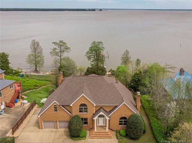 1166 Pleasant Point Road, Surry, VA 23883 (MLS #2001478) :: Chantel Ray Real Estate