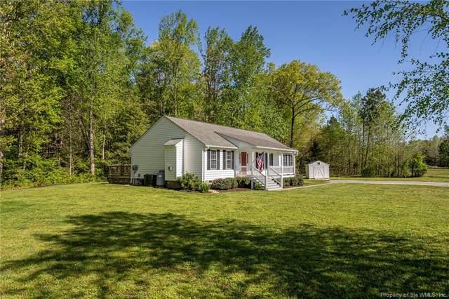 14770 Stage Road, Lanexa, VA 23089 (MLS #2001585) :: Chantel Ray Real Estate
