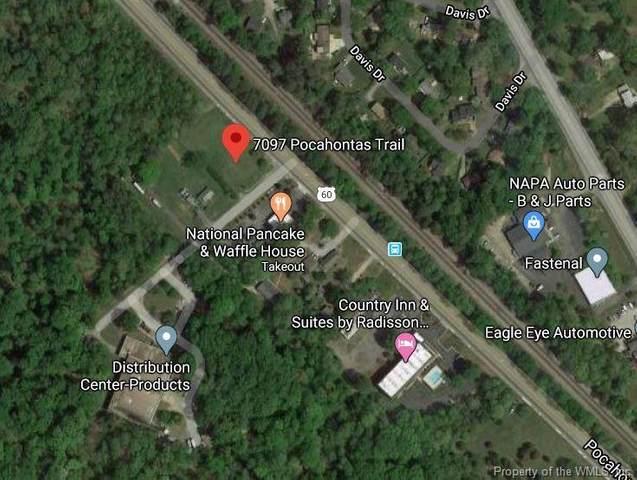 7097 Pocahontas Trail, Williamsburg, VA 23185 (#2001649) :: Atlantic Sotheby's International Realty