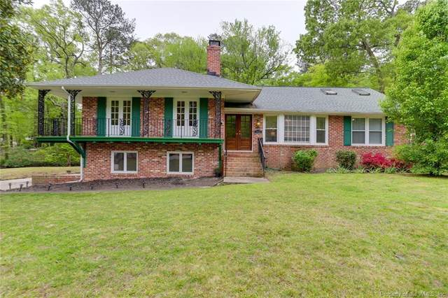 102 Lakeview Drive, Yorktown, VA 23692 (#2001653) :: Abbitt Realty Co.
