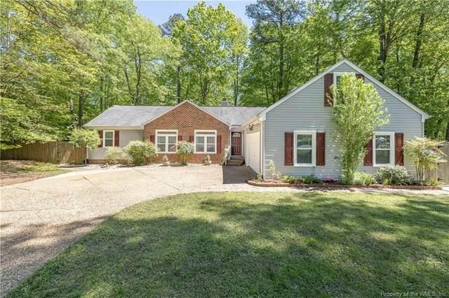 127 Wellington Circle, Williamsburg, VA 23185 (MLS #2001717) :: Chantel Ray Real Estate