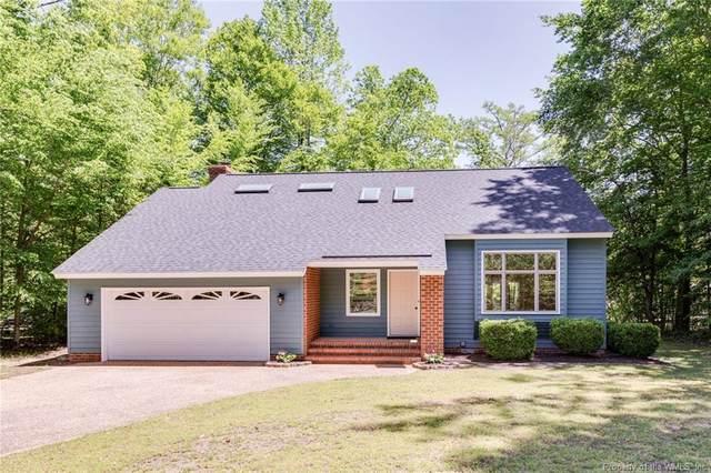 1005 Diascund Pointe, Lanexa, VA 23089 (MLS #2001737) :: Chantel Ray Real Estate