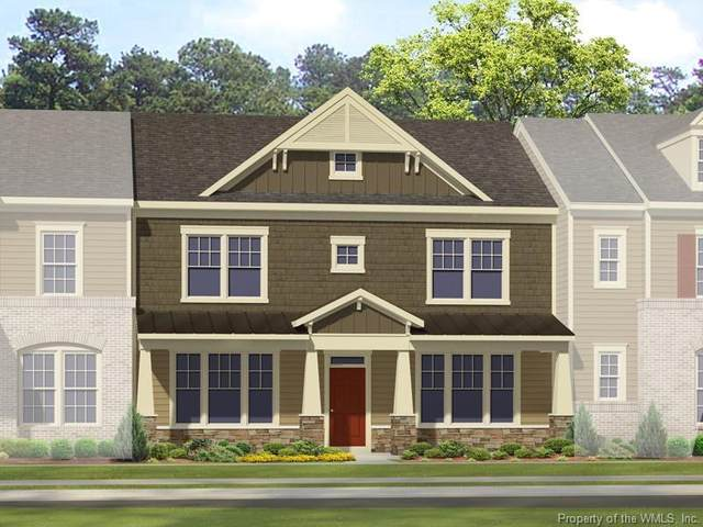 4025 Northridge Street #117, Williamsburg, VA 23185 (#2001747) :: Abbitt Realty Co.