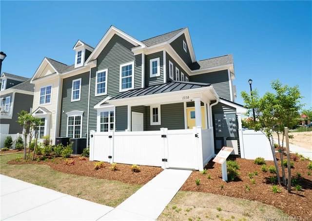 110 Promenade Lane 1-10, Williamsburg, VA 23185 (MLS #2001758) :: Chantel Ray Real Estate