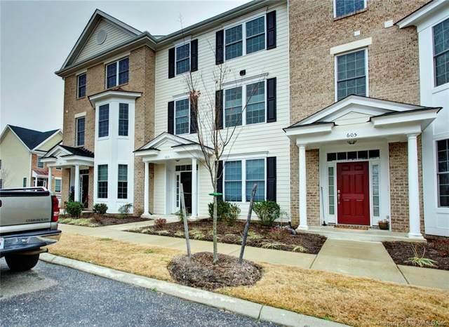 603 Fleming Way, Yorktown, VA 23692 (MLS #2001790) :: Chantel Ray Real Estate