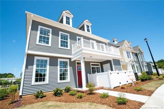 1106 Monarch Court 11-06, Williamsburg, VA 23185 (MLS #2001793) :: Chantel Ray Real Estate
