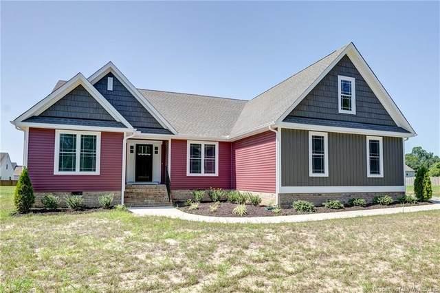 5855 Stingray Point Boulevard, New Kent, VA 23124 (#2001799) :: Abbitt Realty Co.