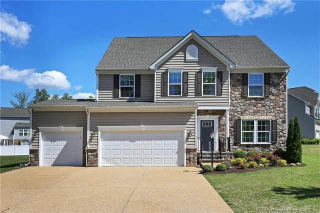6048 John Jackson Drive, Williamsburg, VA 23188 (MLS #2001801) :: Chantel Ray Real Estate