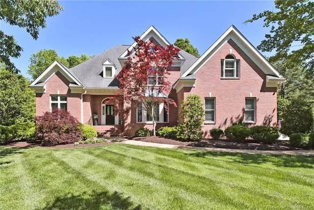 2404 Burnwether Lane, Williamsburg, VA 23185 (MLS #2001810) :: Chantel Ray Real Estate