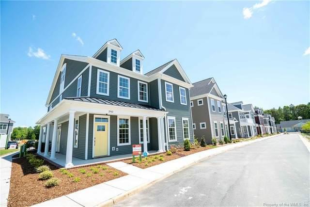 4902 Promenade Lane 49-02, Williamsburg, VA 23185 (MLS #2001818) :: Chantel Ray Real Estate